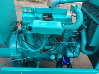 Planta eléctrica Onan 15kw