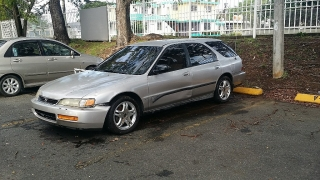 Honda Accord Wagon '97 (la ultima que salió)