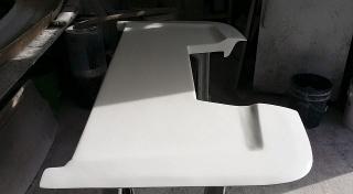 Accesorios Para Botes En Fiber Glass *Luis Fiber Designs*