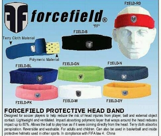 Forcefield Protective Headband