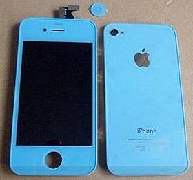 Cambia a Azul Claro tu Iphone con Best Seller PR