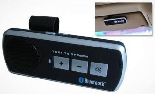 Sistema Bluetooth manos libres para el auto
