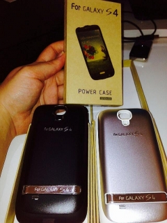 Power Case de Galaxy S4