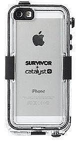 Cover Survivor transparente a prueba de agua