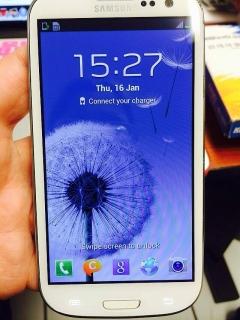 Samsung Galaxy S3 desbloquiado