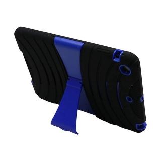 Cover con stand de Ipads Negro/Azul