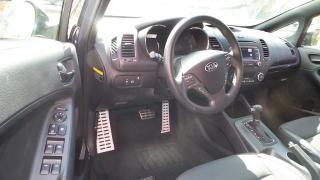 Kia Forte 5-door Sx Gris Oscuro 2015