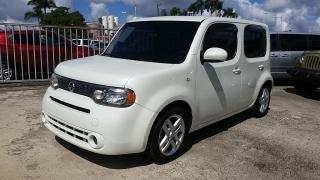 Nissan Cube 1.8 S Krom Editio Blanco 2011