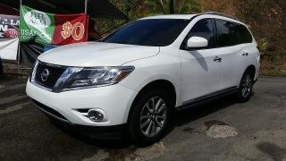 Nissan Pathfinder Sl Blanco 2013