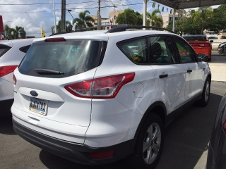 FORD ESCAPE 2014 BLANCO!!!