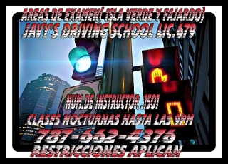 Javy's Driving School Lic.679