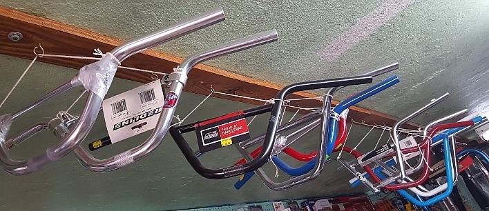 Manubrios para bicicletas