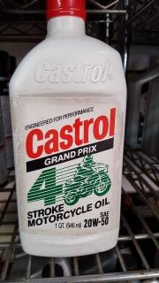 Castrol/ Aceite para motoras