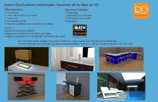 Diseños 3D