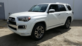 Toyota 4runner Limited Blanco 2016