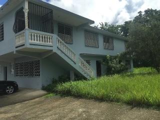 Grande y comoda residencia en Borinquen, Caguas con mucho espacio