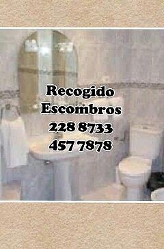 Recogido escombros Puerto Rico 787 457 7878
