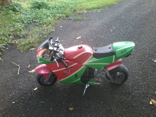 50cc mini motora