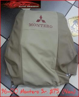 Covers para Mitsubishi Montero SR 96-00