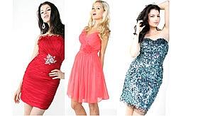 Trajes cortos para tu prom/ variedad de colores y estilos