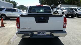 Nissan Frontier S Blanco 2013