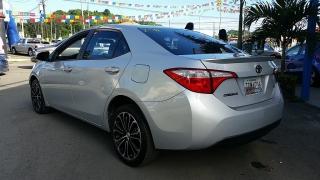 Toyota Corolla S Plateado 2014