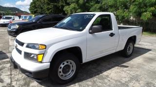 Chevrolet Colorado Work Truck Blanco 2012