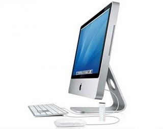 iMac 20 inch widescreen