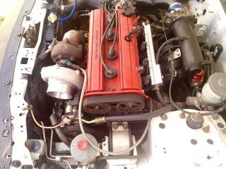 Acura integra turbo