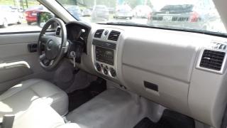 Chevrolet Colorado Ls Blanco 2008