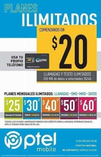 Ptel mobile