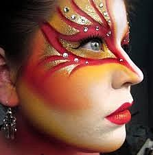 Maquillaje Profesional / Maquillaje creativo/ Fantasía y Teatro