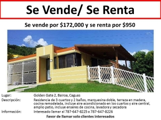 Bairoa Golden Gate 2 Caguas