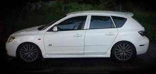 Mazda m3 2007 Blanco