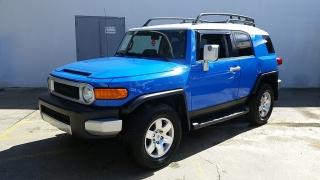 Toyota Fj Cruiser 4dr 4wd At Azul 2007