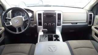 Dodge Ram 1500 SLT Azul 2010