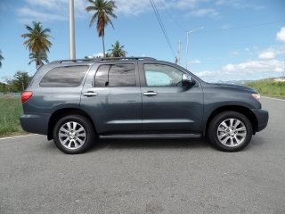 TOYOTA SEQUOIA LIMITED 4X4 2008 !WOW! MAJESTUOSA !