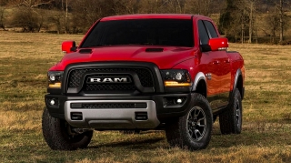 Dodge Ram 1500 REBEL 2016