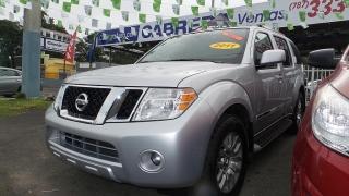 Nissan Pathfinder Le Plateado 2011
