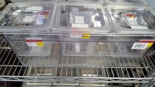 Envases en plástico clear