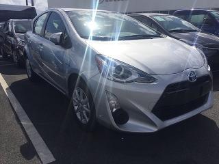 Toyota Prius c 2015