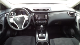 Nissan Rogue S Gris Oscuro 2015
