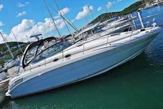 Sea Ray Sundancer 360 Rebajada a $105,000