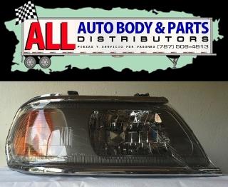 Mitsubishi Nativa / Montero Sport 00-04