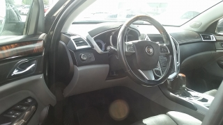 Cadillac SRX Premium Collection Negro 2010