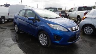 Ford Fiesta Se Azul 2011