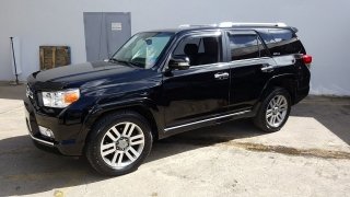 Toyota 4runner Limited Negro 2011