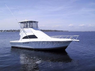 Luhrs Convertible 36 '99