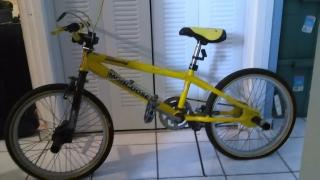 Bicicleta Mongoose Pro