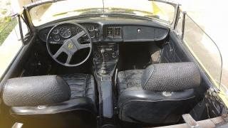MG MGB 1978 Amarillo